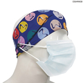 Headband Face Mask Support Washable