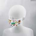 Children Face Mask (Kids Theme Imprint) Washable «NON MEDICAL»